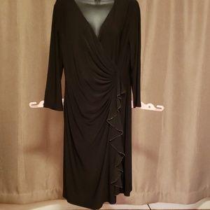 Black Label by Evan-Picone  Dress